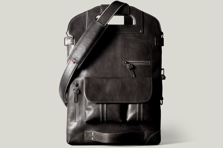 2Unfold Laptop Bag Smoke Click on images to see how