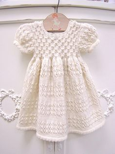 33fa65 E42c8c56be4c48c56ad353ff29d1b722 Jpg 1024 960 1280 Knit Baby Dress Crochet Baby Clothes Knitted Baby Clothes