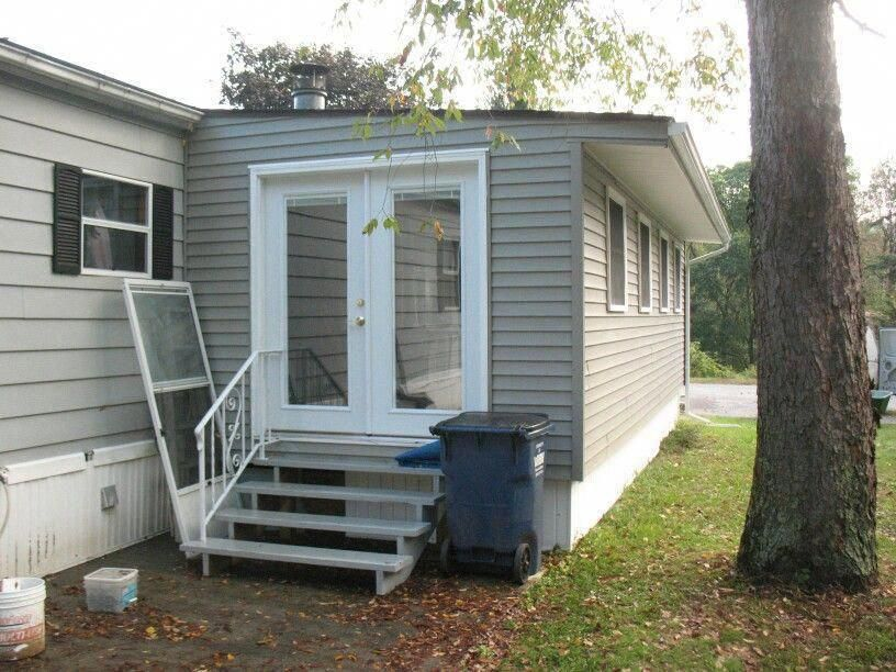 Laundry room addition...Architecture Mobile Home Room