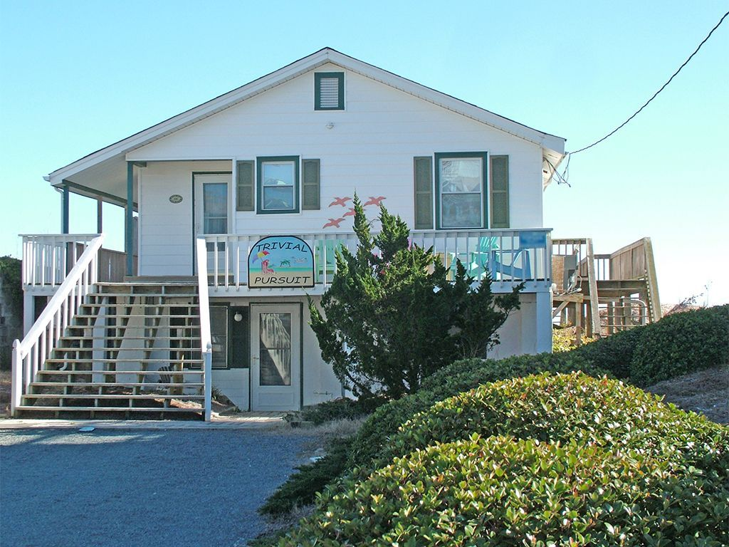 Surf City Vacation Rental - VRBO 3864619ha - 5 BR Topsail ...