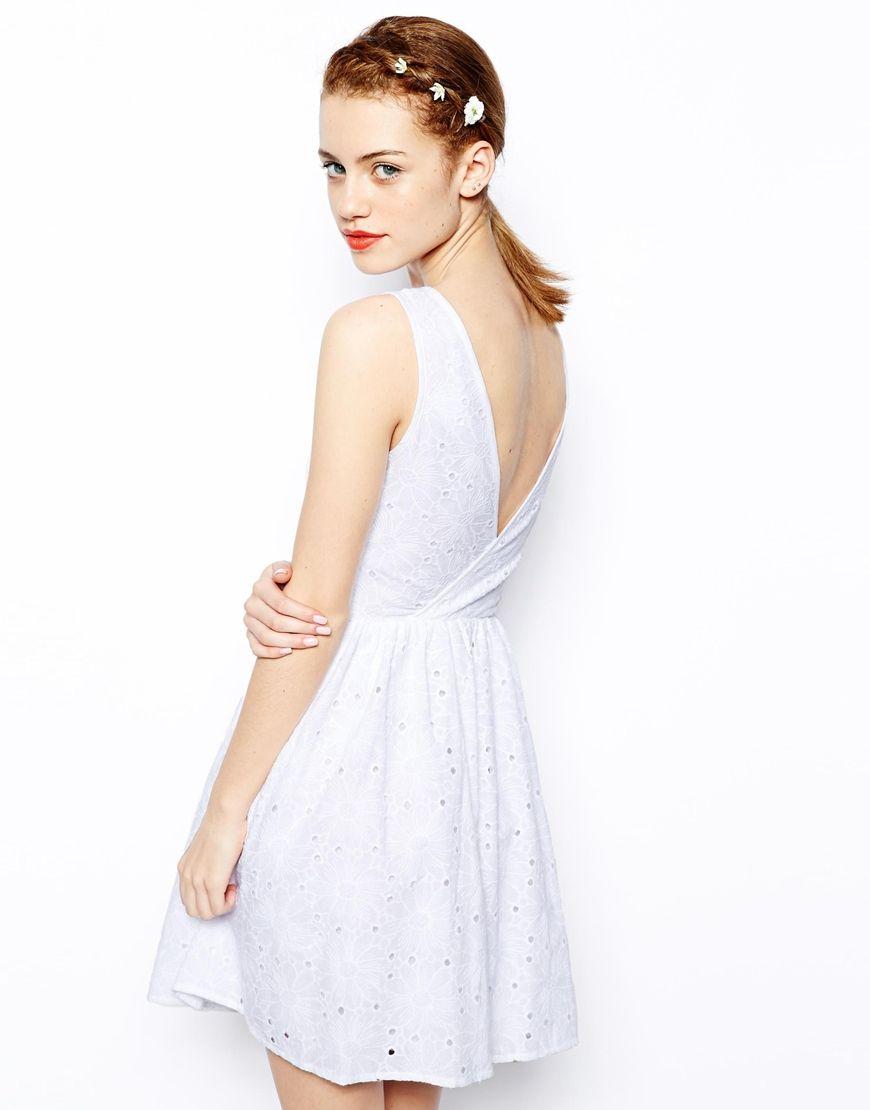 New look daisy wrap back sundress tuscan wedding me bride
