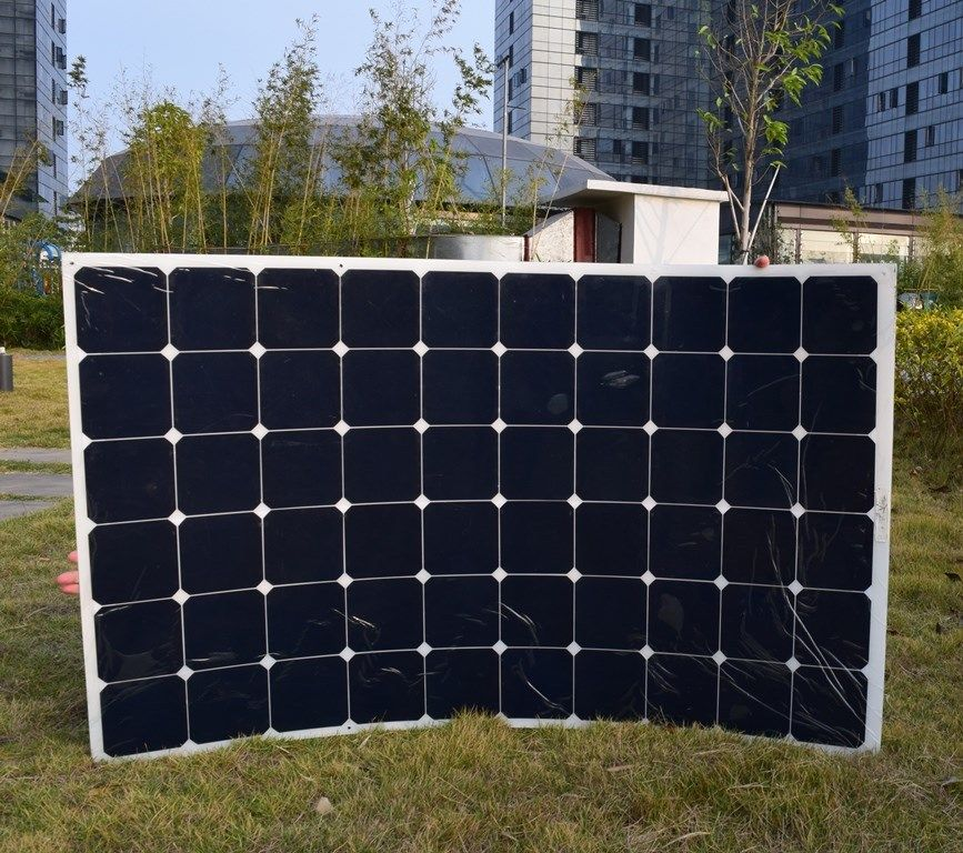 180 W Sunpower Solar Panel Solar Panels Solar Installation Solar Energy Facts