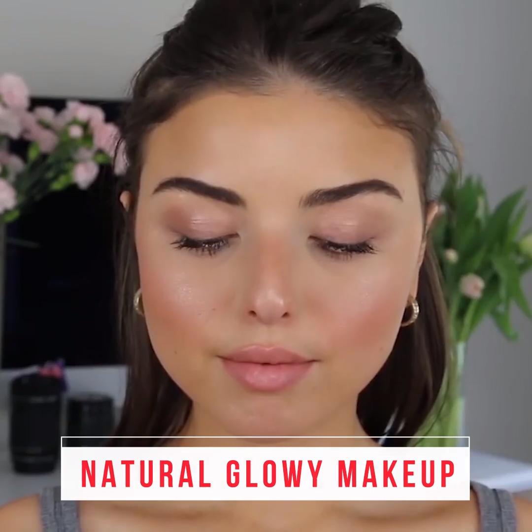 Natural Makeup Video Naturliches Makeup Frisches Makeup Make Up Videos