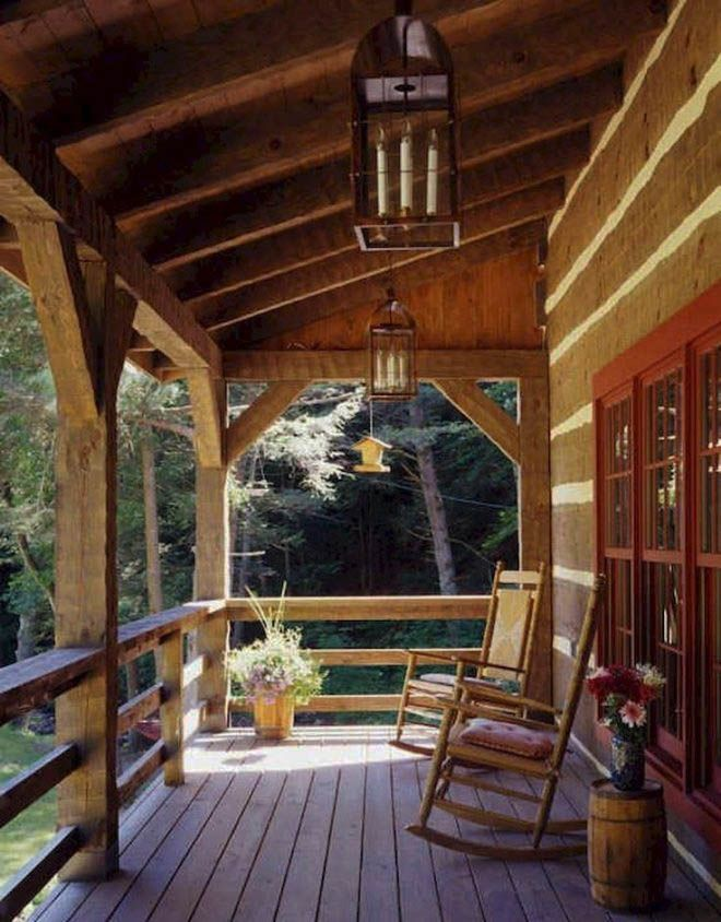 Cozy Victorian Porch Railing Ideas For Your Home