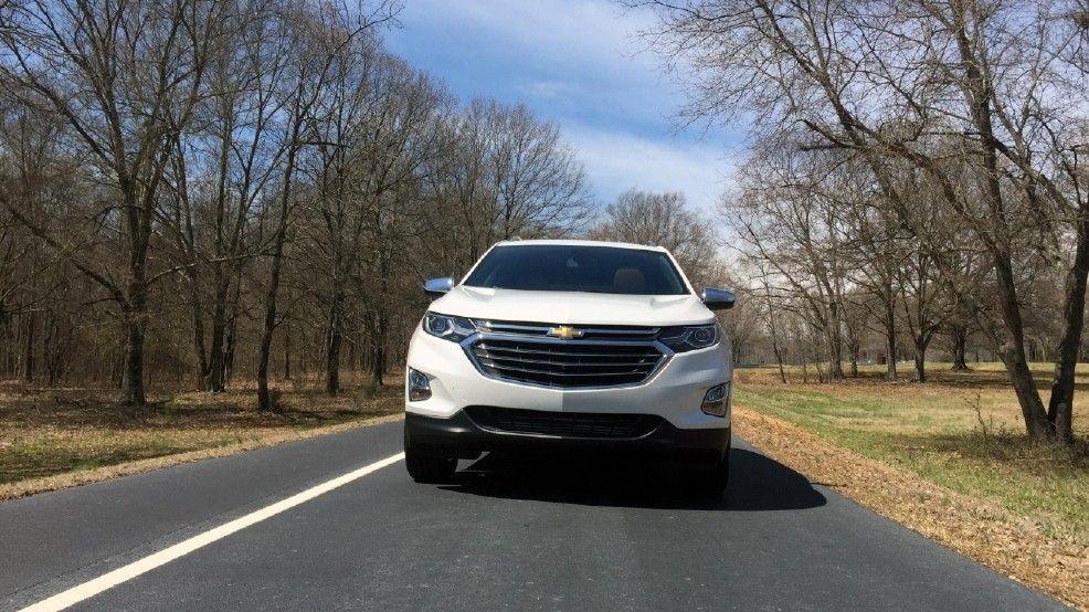 2018 Chevrolet Equinox Review Chevrolet equinox