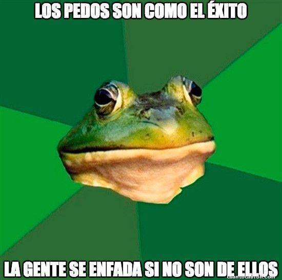No Es Apto Para Todos Gracias A Http Www Cuantocabron Com Si Quieres Leer La Noticia Completa Visita Http W Yearbook Memes Funny Memes Frog Meme