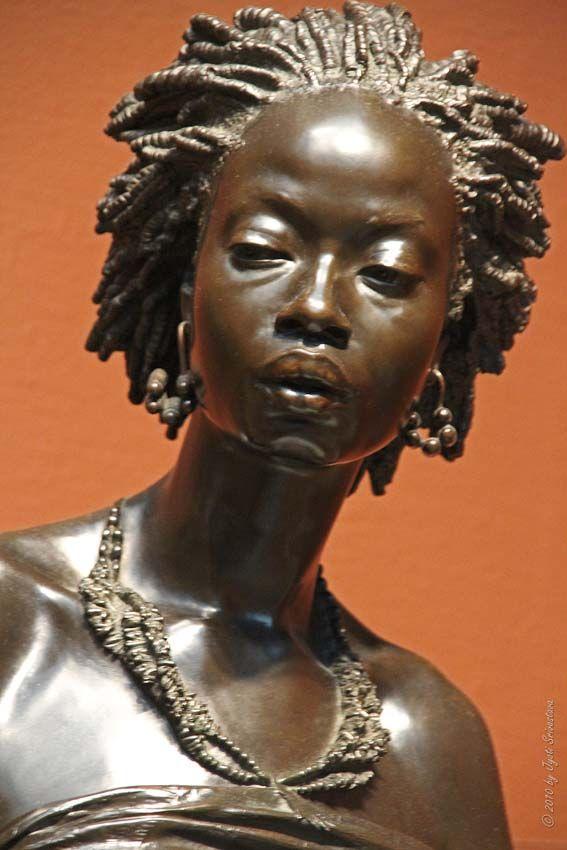 The Art Institute of Chicago: AIC: European Galleries [Portrait bust by Charles-Henri-Joseph-Cordier]