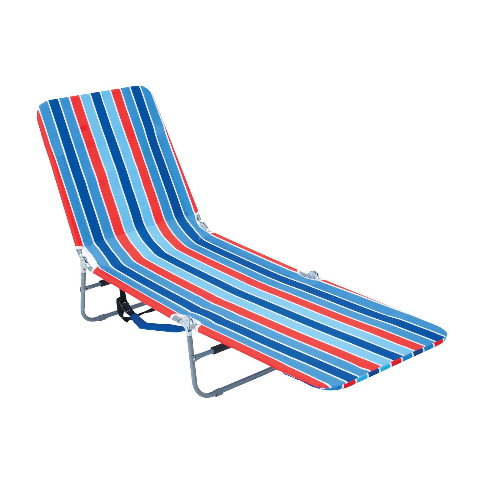 Outdoor Rio Brands Backpack Lounge Chair Beach Lounge Chair