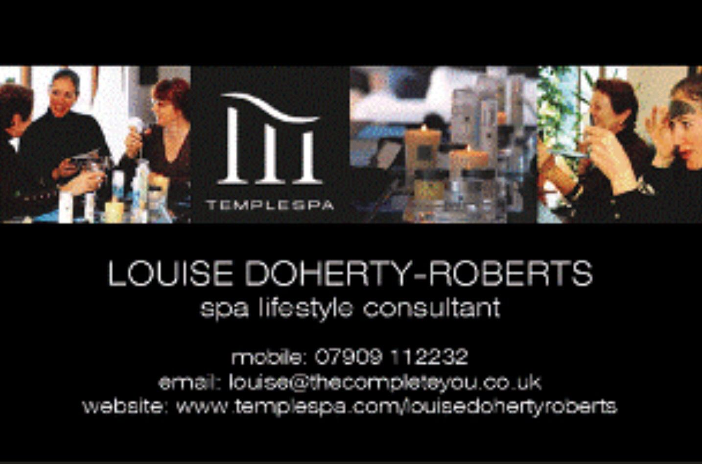 My business card | Temple Spa | Pinterest | Business cards