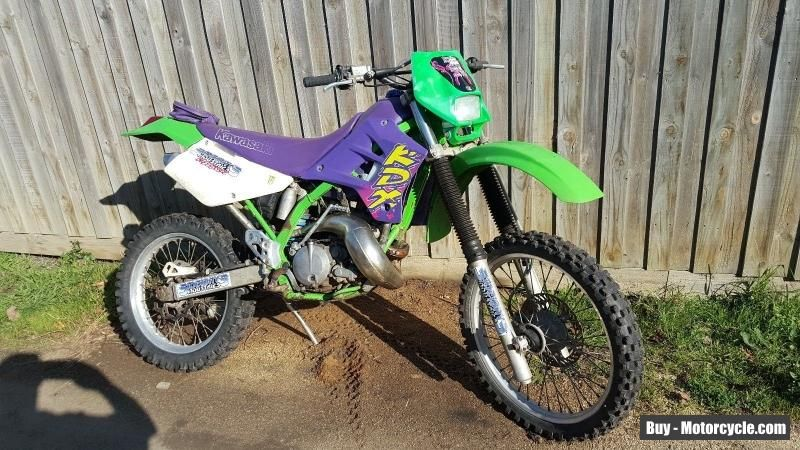 Kawasaki Kdx 200 1997 Model Trail Bike Nothing To Spend Read Add First Kawasaki Kdx Forsale Australia Used Motorcycles Bike Trails Buy Motorcycle