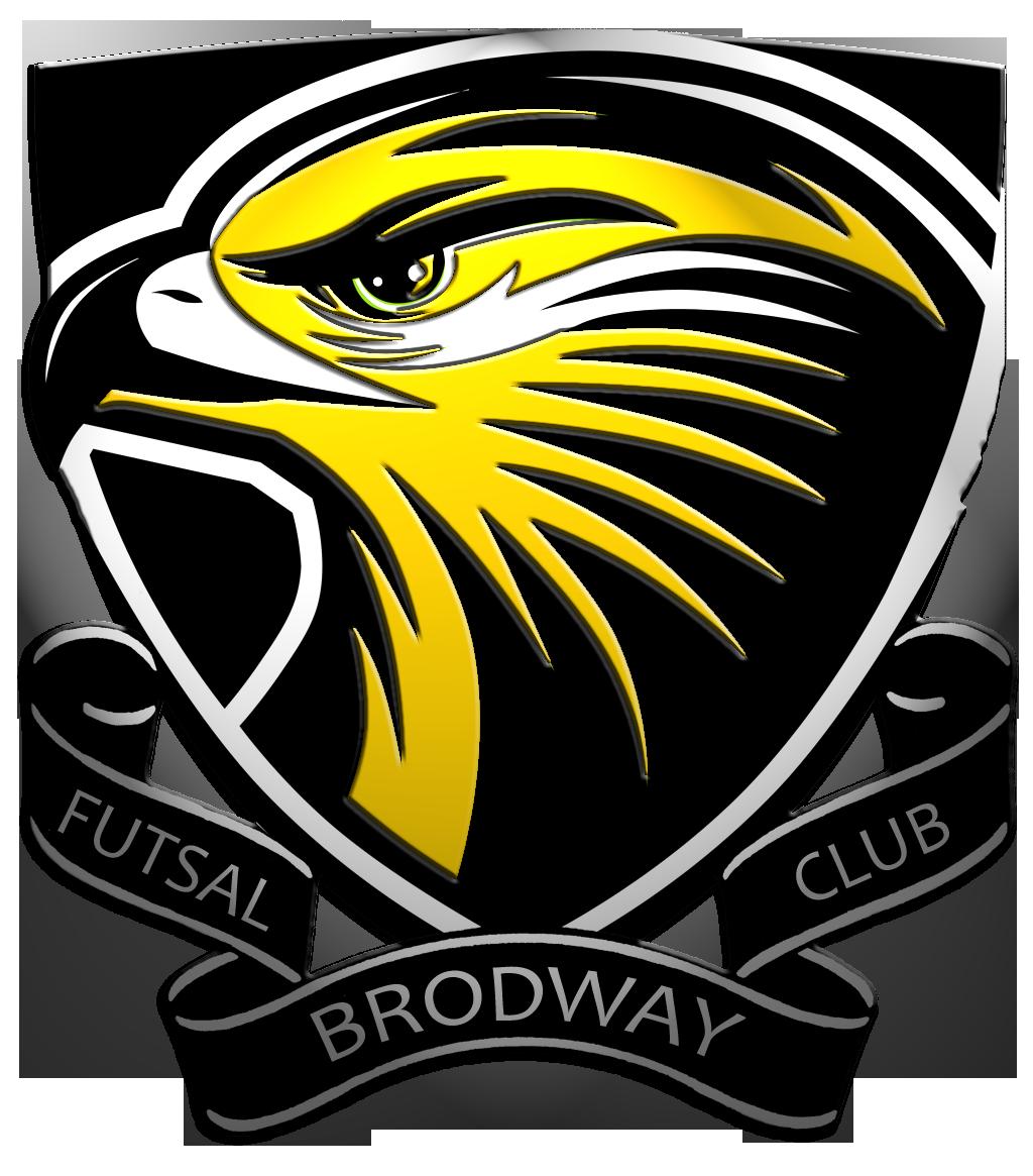Brodway Futsal Club Football Soccer Logo Slovakia Olahraga
