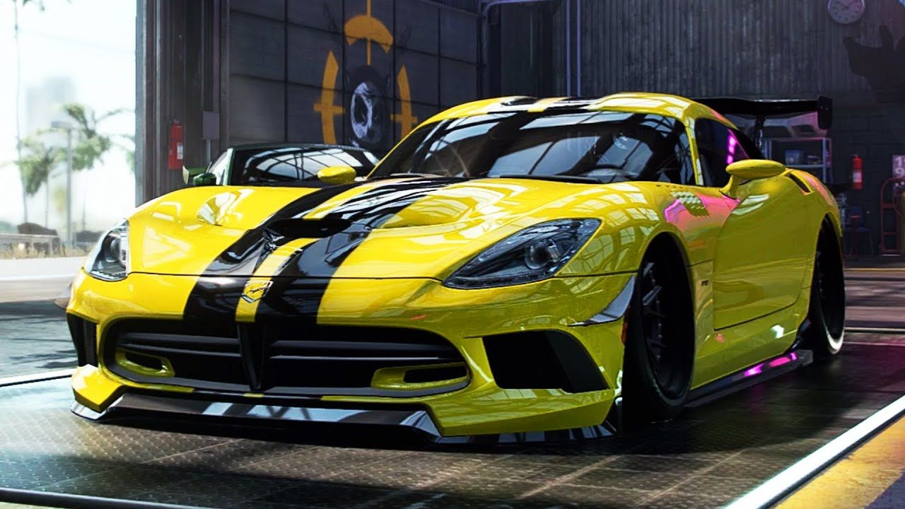 Dodge Viper Drift Build Need For Speed Heat Part 17 In 2020 Dodge Viper Need For Speed Drifting