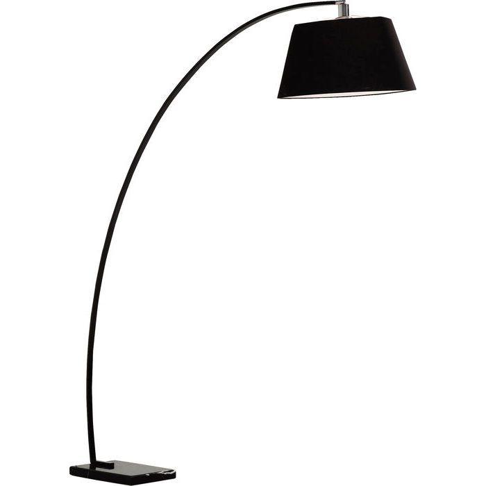 Floor Lamp Curvo Black Lampara De Pie Salon Lampara Lamparas De Pie