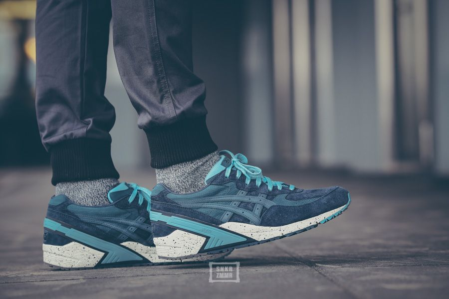"""100% authentic 747f8 98ad3 Ronnie Fieg x Asics Gel-Sight """"West Coast Project"""" – The ..."""