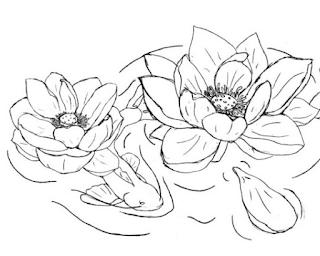 Paling Bagus 24 Sketsa Bunga Banyak Mudahnya Belajar Menggambar Sketsa Bunga Teratai Simple Dan Mudah Ditiru Ini 3 C Sketsa Bunga Gambar Bunga Gambar Simpel