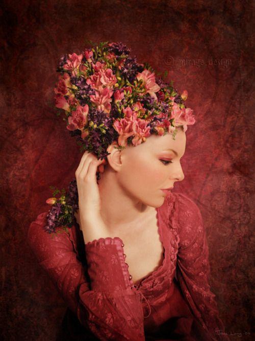 my pleasure & flora adorned ♥