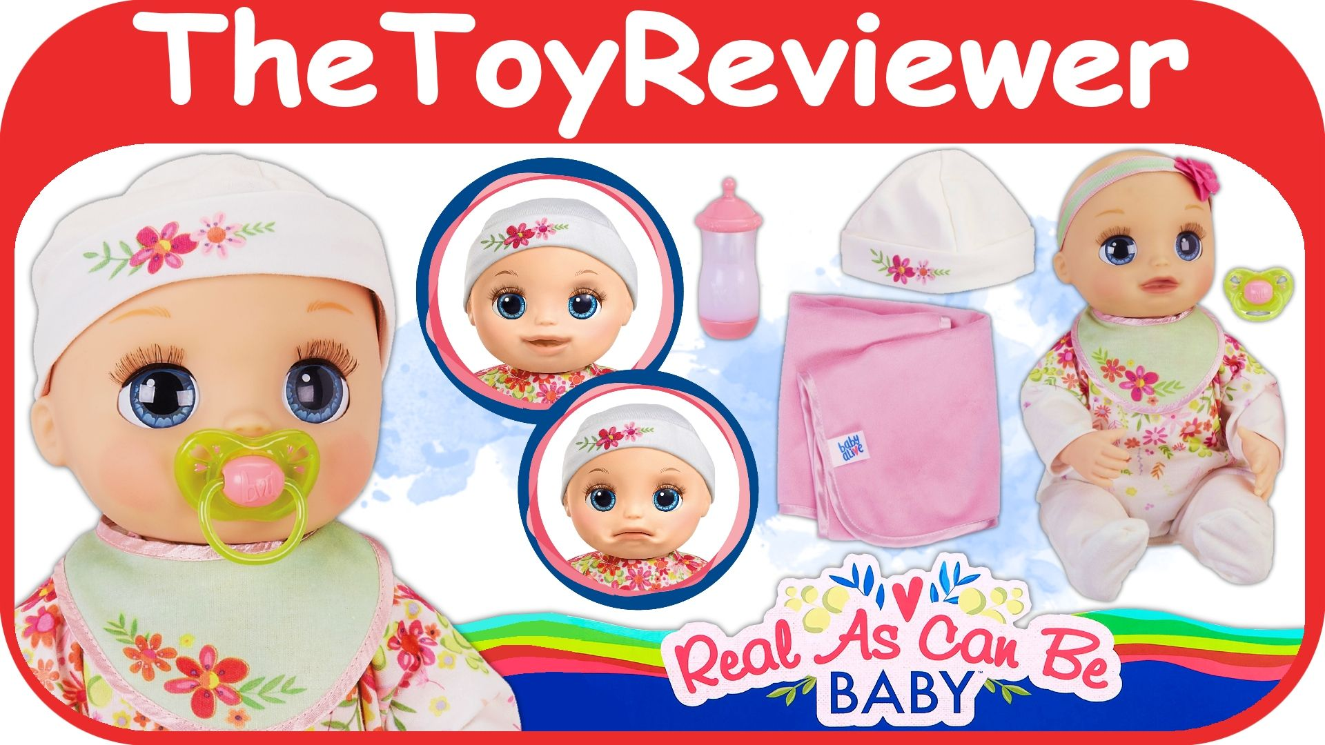 Baby Alive Real As Can Be Baby Doll Baby Alive Welcome Home Baby Baby Box