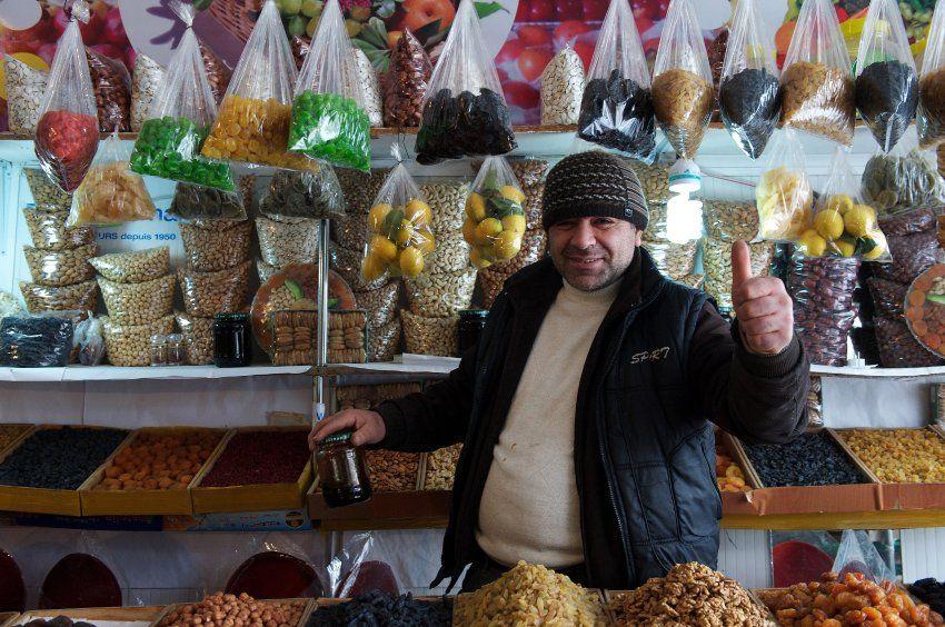 Aserbaidschan Boomtown Baku Christmas market
