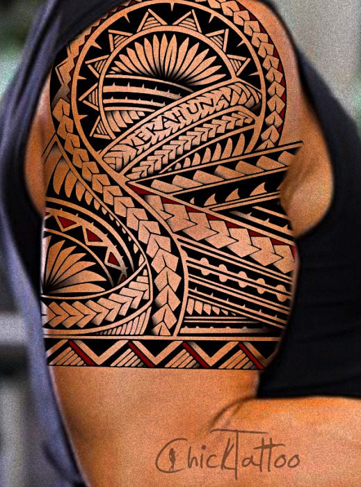 143cfa6df Polynesian Tattoo Design Images [Beauty & Style] - | Hawaiian tattoo ...