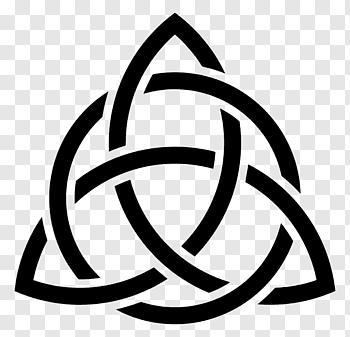 Triquetra Celtic Knot Trinity Symbol Islamic Interlace Patterns Chinese Knot Free Png Mandala Coloring Books Tree Of Life Art Celtic Symbols