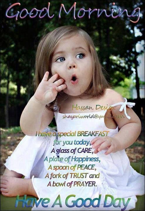 Good Morning Great Quotes Cute Babies Cute Kids Beautiful Children