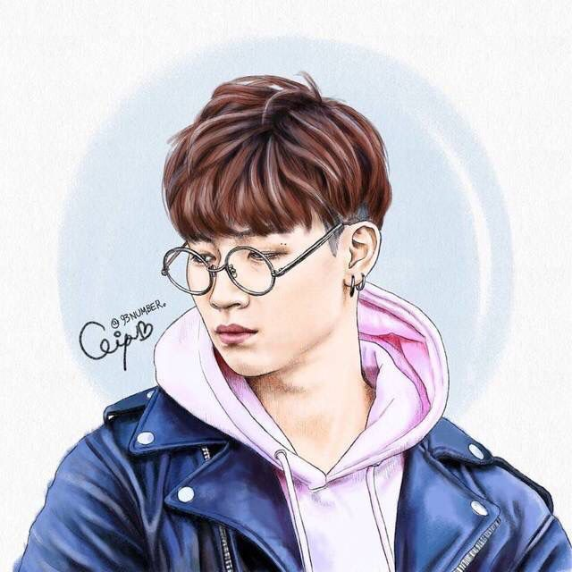 GOT7's JB Cr by tianapp