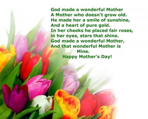 Free Cards And Sayings For Mothers Day Mothers Day Poems Happy