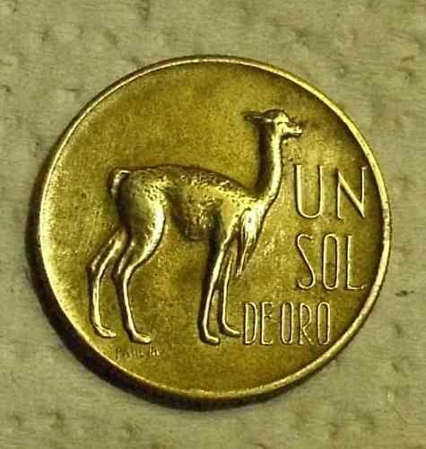 Un Sol De Oro En Este Mundo Monedas Monedas De Oro Coleccionar Monedas