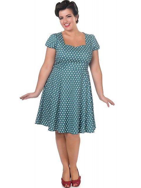 416bf1481c54 Pin von Flaming Star auf Rockabilly Dresses   Kleider
