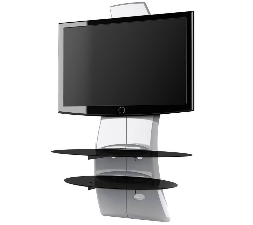 Meliconi Ghost Design 2000 Dr Silver Meuble Support Tv Meuble Tv Meuble Tv Design