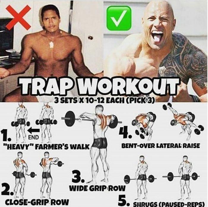 #trapsworkout