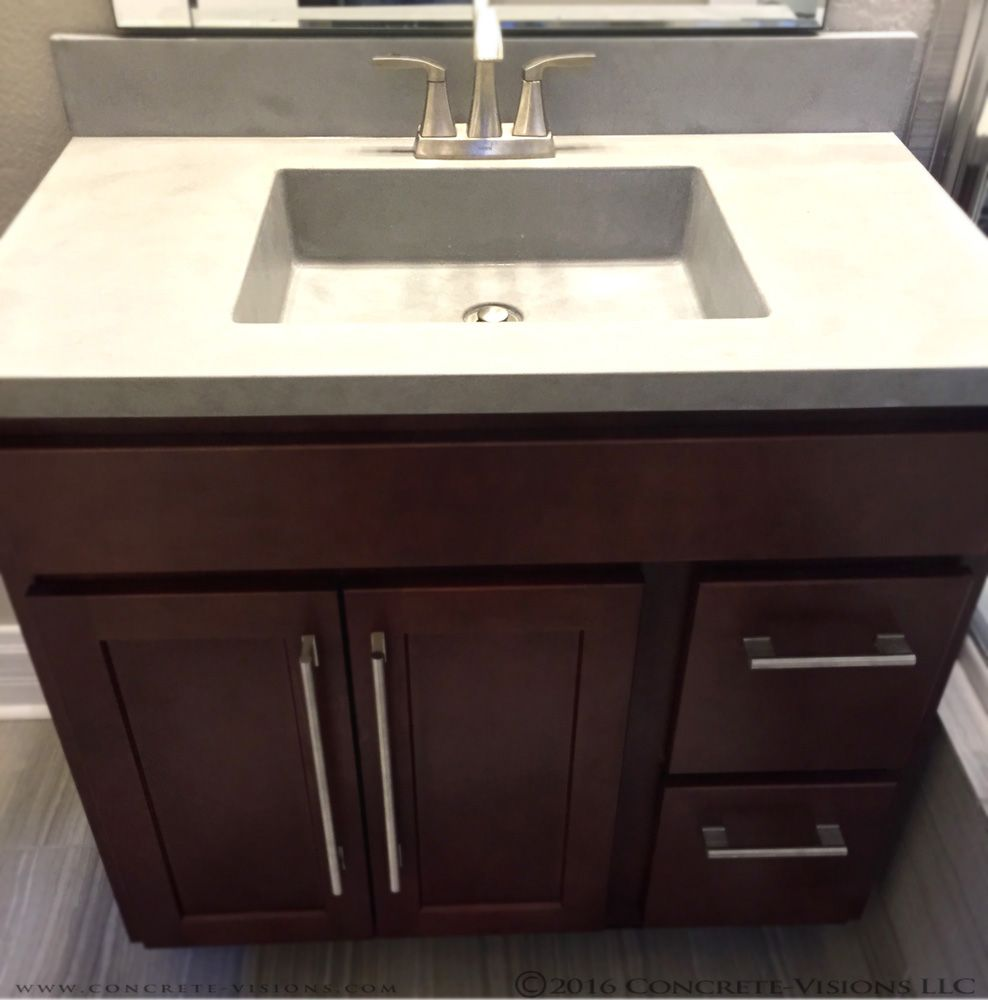 Denver Homeowners Upgraded Their Bathroom Vanities with White