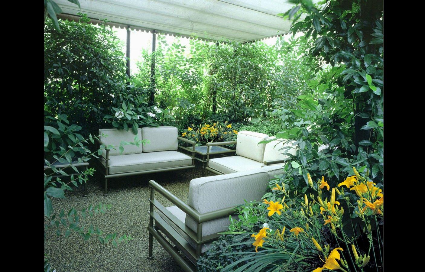 Terrazze E Giardini Pensili Un Salotto Nel Verde Paghera