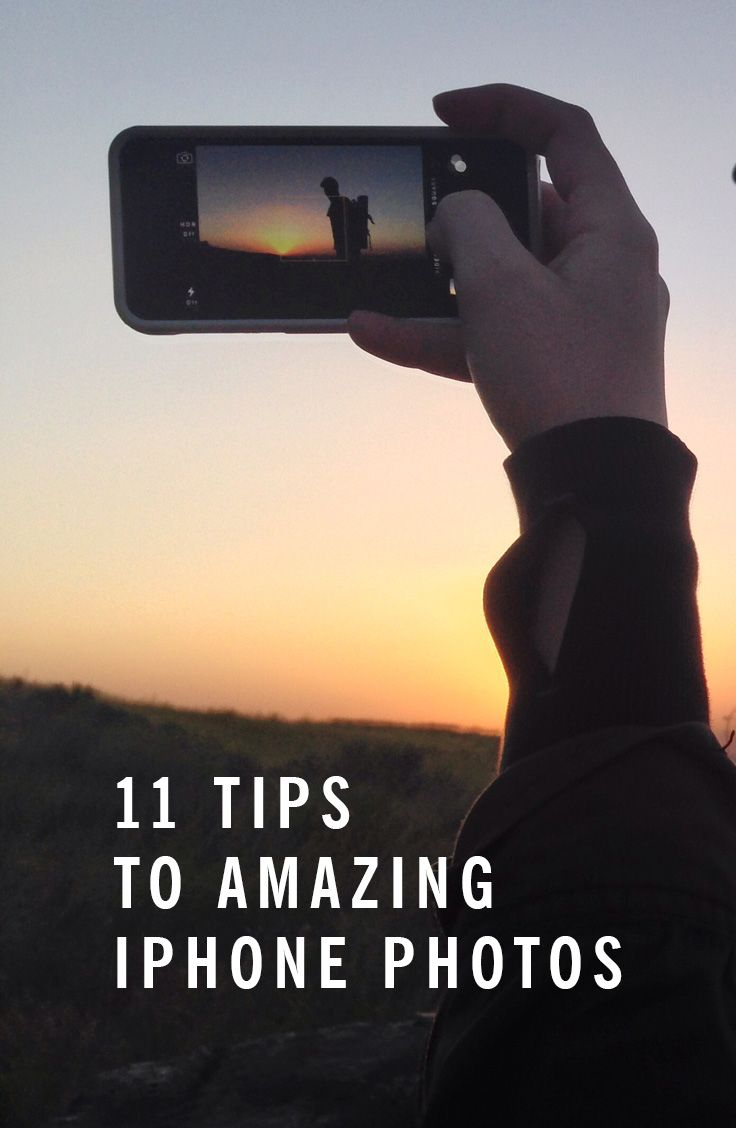 Learn how to take amazing iPhone photos from the world's best Instagram photographers. // Artifact Uprising