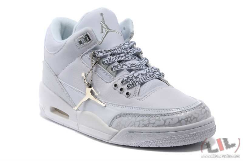 all white jordan shoes for girls | Nike Air Jordan 3 Retro Nike Basketball  Shoes -
