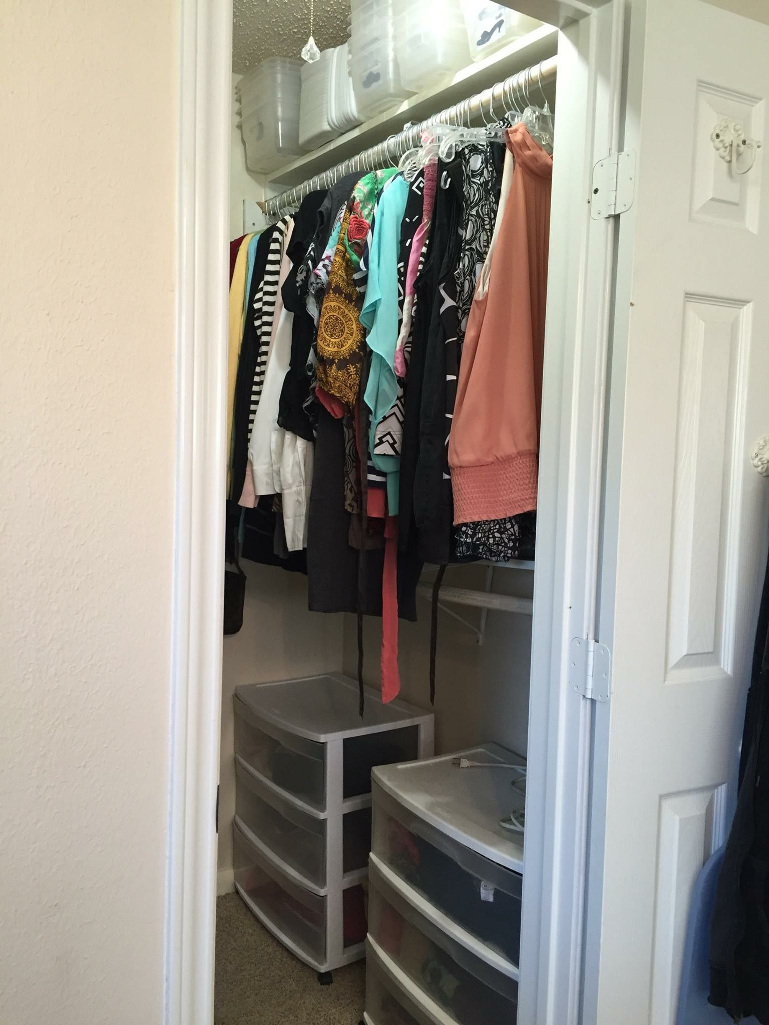 Kelly Gartner Is The Queen Of Houston Closet Organizing! The Decision: I  Made The Decision To Use A Houston Closet Organizing Service.