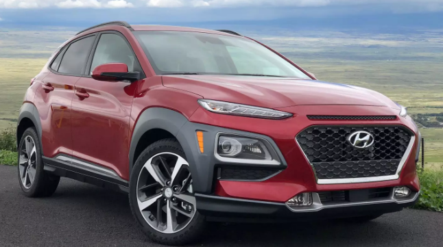 2019 Hyundai Kona Redesign Kona Is An Area On The Tropical
