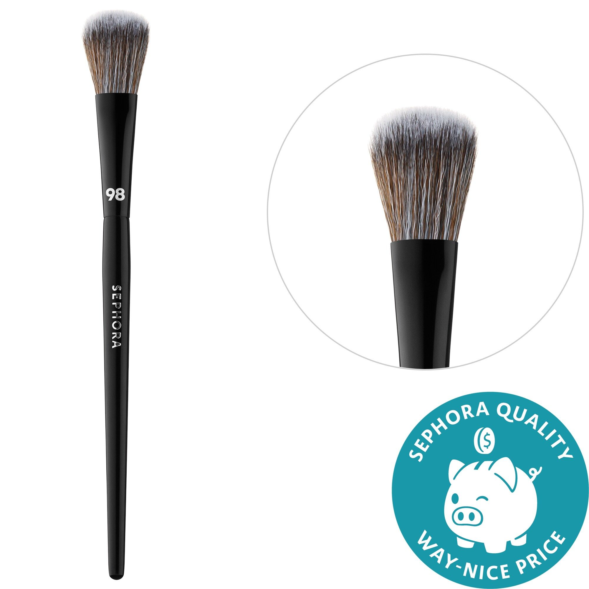 SEPHORA COLLECTION PRO Highlight Brush 98 in 2020