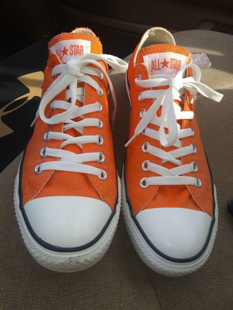 6bdcb85517ce Converse Chuck Taylor All-Star Oxford Hyper Orange Size US 10 Men s.   fashion