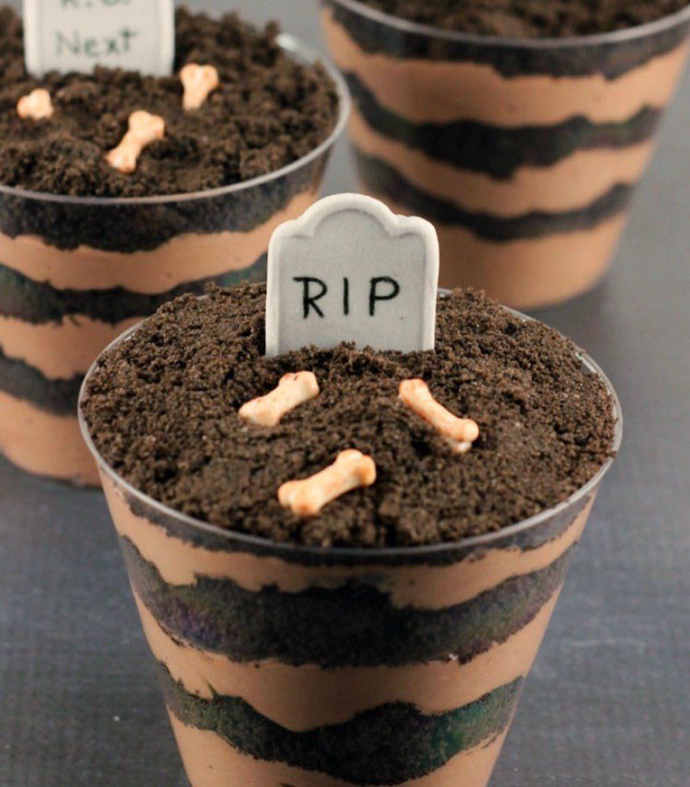 35 Frightfully Easy NoBake Halloween Treat Recipes