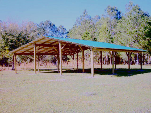 Pole Buildings | Free Pole Barn Plans For Sale - FL USA