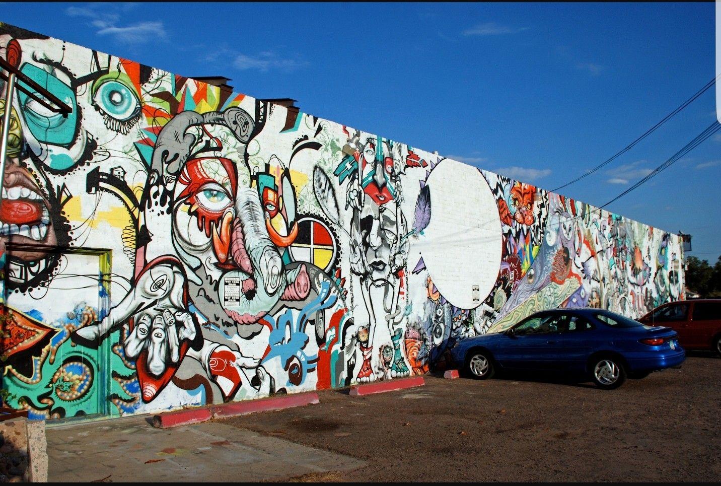 Pin by Jaime on GЯΛFFIƬI GӨDS Urban art, Art, Arizona arts