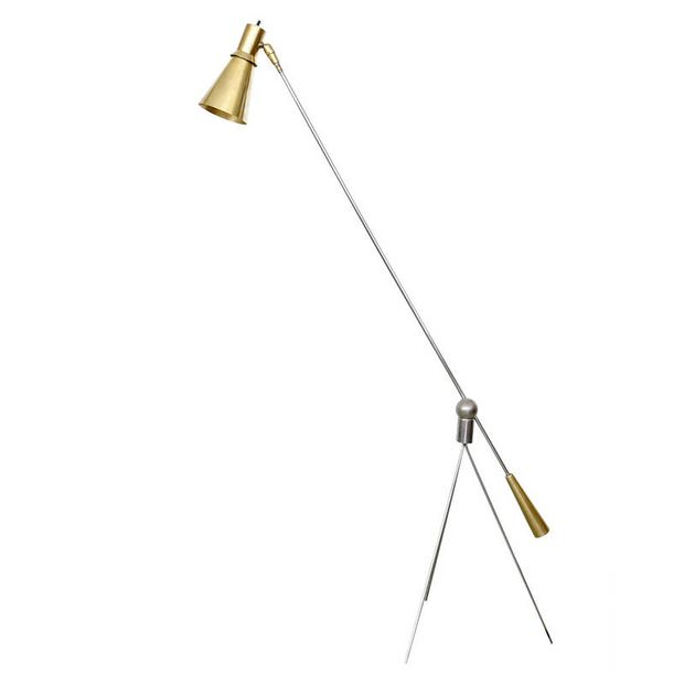 MoMA Design Competition Floor Lamp by Gilbert Waltrous   Heifetz