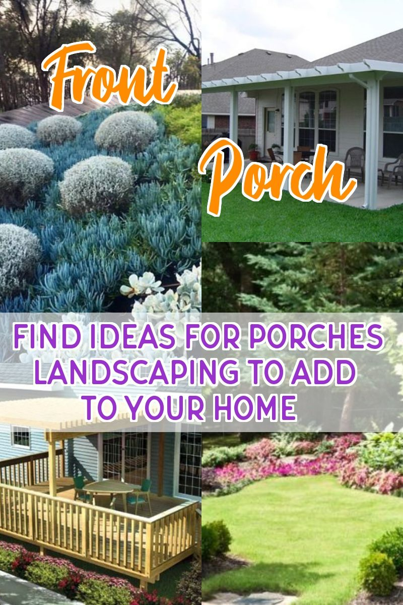 Front garden features  Gorgeous garden and front yard landscaping ideas that help highlight