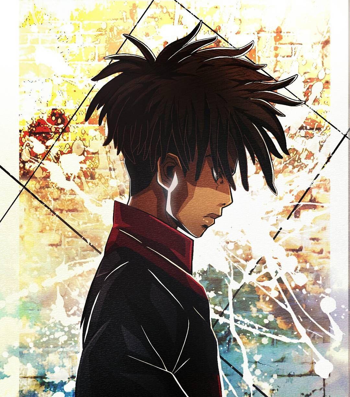 Juro tomio individualidade poke black anime characters