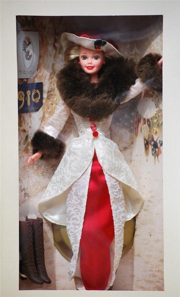 Risultati immagini per barbie hallmark holiday memories