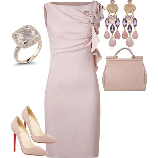 Polyvore Wedding Guest Outfits