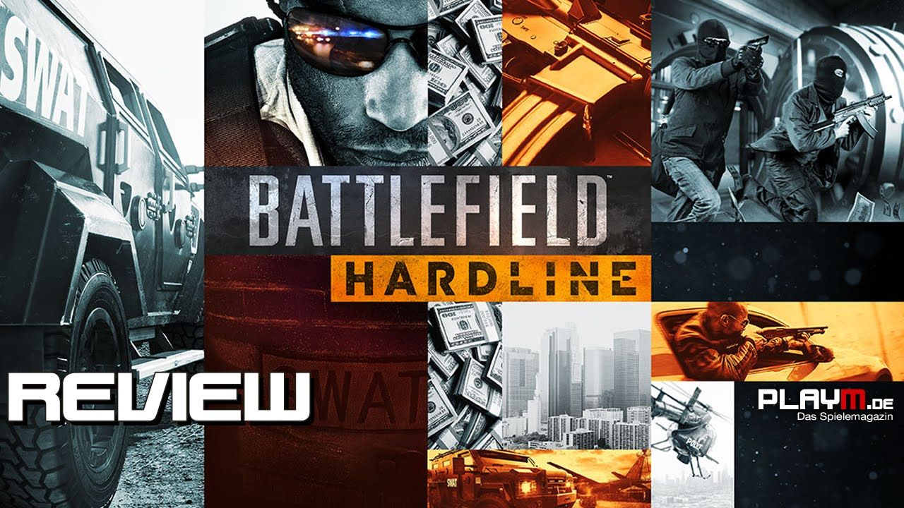 Battlefield Hardline | Test, Review | PS4, Xbox One, PC