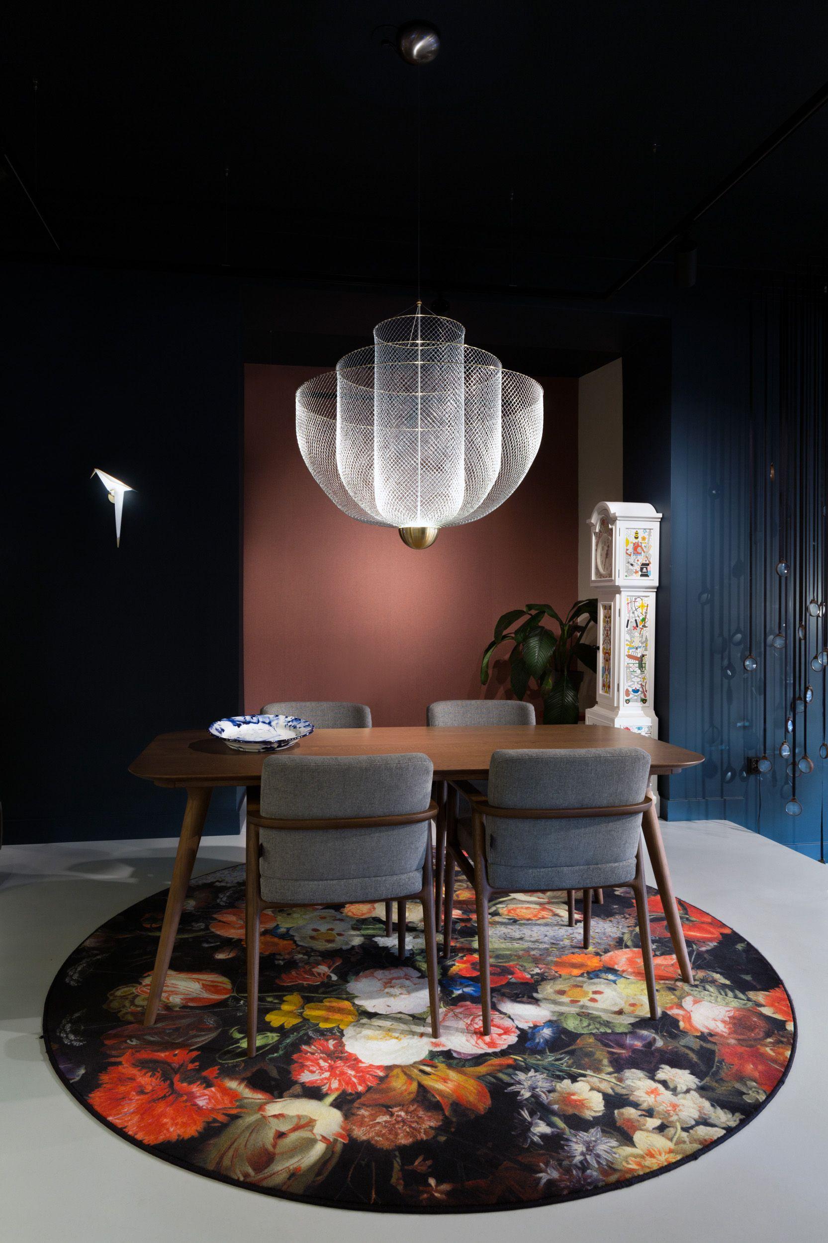 Meshmatics Moooi Carpet Design Chandelier Design