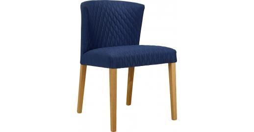 Chaise Table ChaiseBureau Matelassée BleueHabitat Et OPuTXikZ